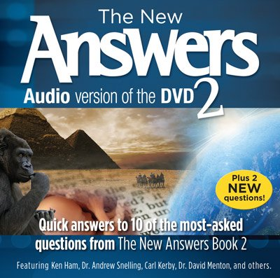 The New Answers DVD 2: Audio download