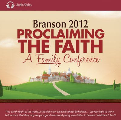Branson 2012 - Joy in the Home: Marriage