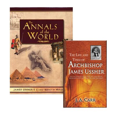 The Annals of the World & Free Ussher Biography