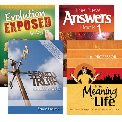 Young Adult Answers Pack