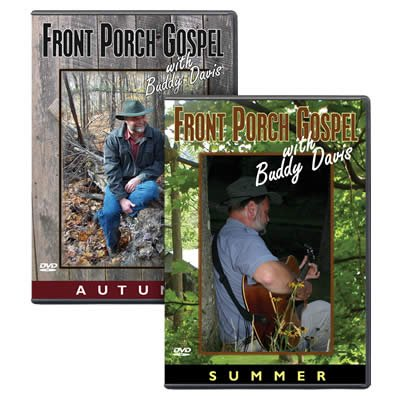 Front Porch Gospel DVD Set