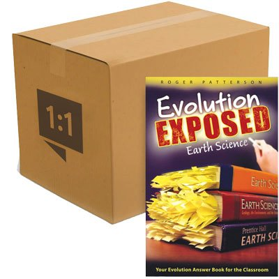 Evolution Exposed: Earth Science: Case of 36