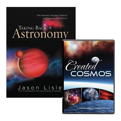 Planetarium Book & DVD Set
