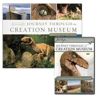 Journey through the Creation Museum Set