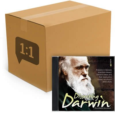 Dissecting Darwin: 50-pack