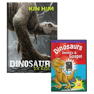 Dinosaurs, Kids, and Genesis Set
