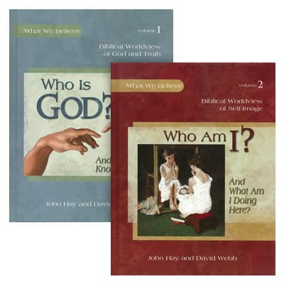 What We Believe, Volumes 1 & 2