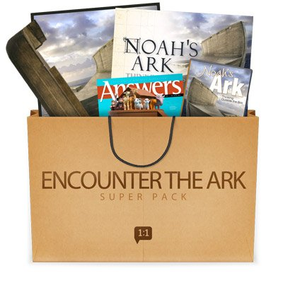 Encounter the Ark Super Pack
