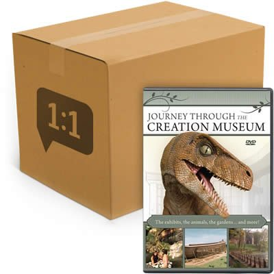 Journey through the Creation Museum: Case of 30