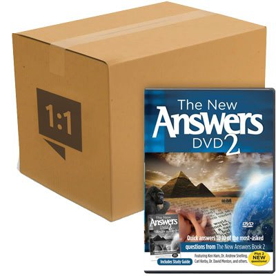 The New Answers DVD 2: Case of 30