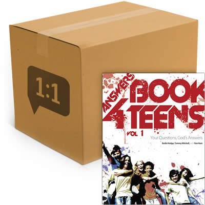 Answers Book For Teens - Vol 1: Case of 50