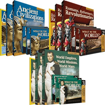 History Revealed: Full Curriculum Pack