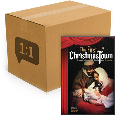 The First Christmas Town: Case of 30