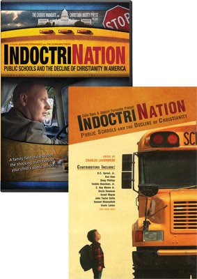 IndoctriNation Book & DVD Set