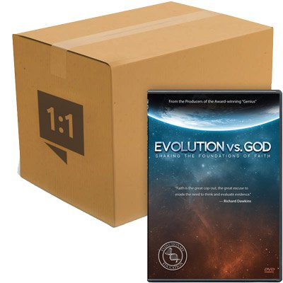 Evolution vs. God: Case of 50
