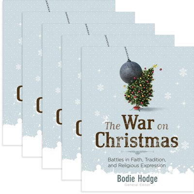 The War on Christmas: 5 Book Bundle