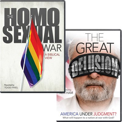 The Homosexual War and The Great Delusion Bundle