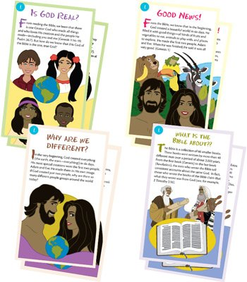 Gospel Tracts: Mega Pack: English: Pack of 400
