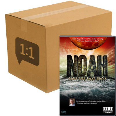 Noah - and the Last Days: Case of 50