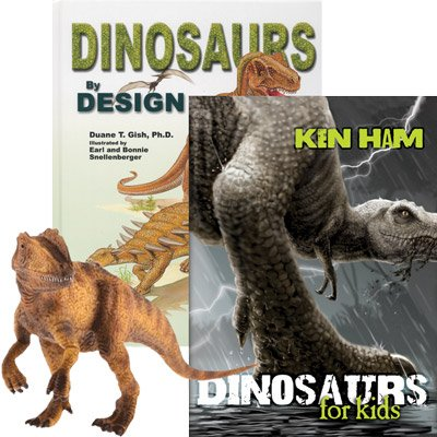 Allosaur and Dinosaur Fun Pack