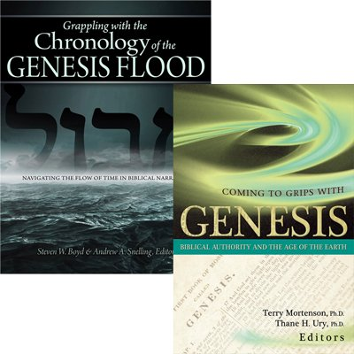 Genesis and Flood Chronology Combo