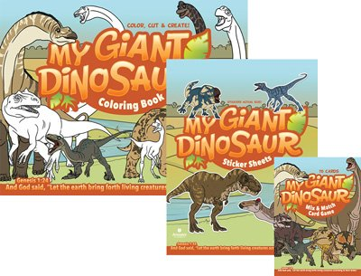 My Giant Dinosaurs Fun Pack