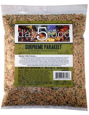 Supreme Parakeet Food