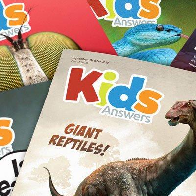 Kids Answers Magazines