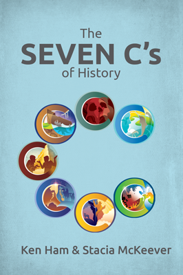 Seven C's of History Booklet