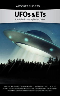 UFOs and ETs Pocket Guide