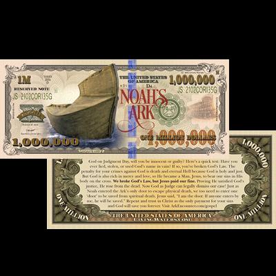 Noah Ark Gospel Tract