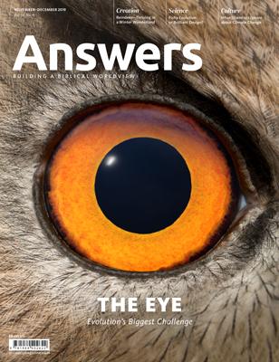November–December 2019 Answers Magazine