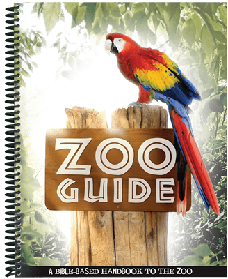 Zoo Guide cover