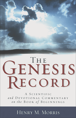 The Genesis Record Book