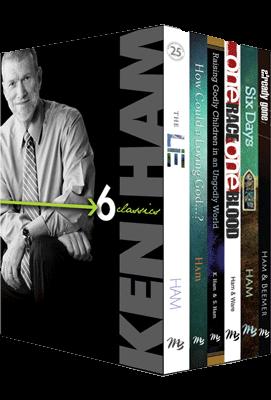 Ken Ham Classics Book Set