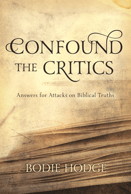 Confound the Critics