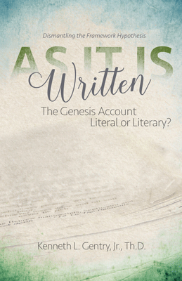 As It Is Written: The Genesis Account - Literal or Literary