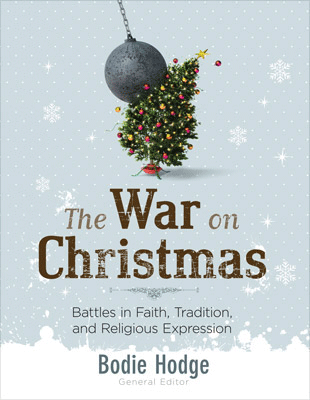The new book War on Christmas covers various topics on Christmas, including the Christmas timeline.