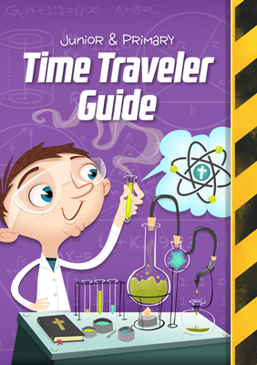 Time Lab VBS: Time Traveler Guide and Sticker Set: Junior ... Christianbook.com/vbs
