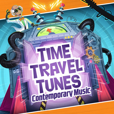 Time Lab VBS: Contemporary MP3