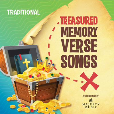 Mystery Island Memory Verse Songs (Traditional)