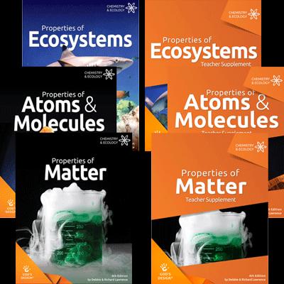 God's Design for Chemistry and Ecology
