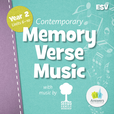 ABC: Contemporary Memory Verse Student Music