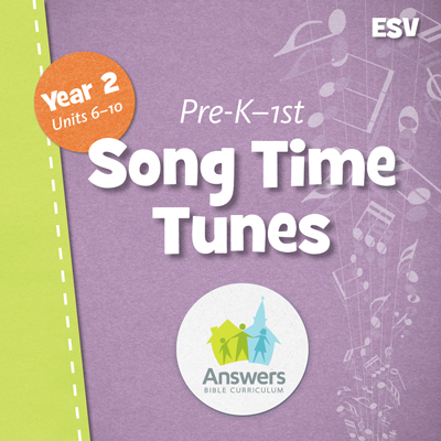ABC: Pre-K – Grade 1 Contemporary Music