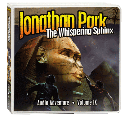 Jonathan Park Volume 9: The Whispering Sphinx