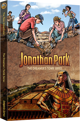 Jonathan Park The Dreamer S Tomb Series Answers In Genesis