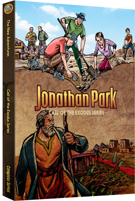 Jonathan Park: Call of the Exodus Series