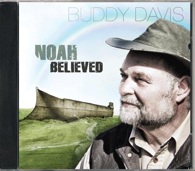 Buddy Davis Interview - Answers in Genesis - Israel Wayne