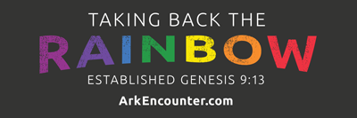 Taking Back the Rainbow Bumper Sticker