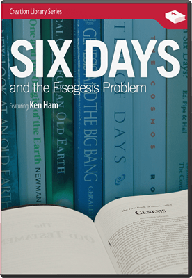 Six Days and the Eisegesis Problem